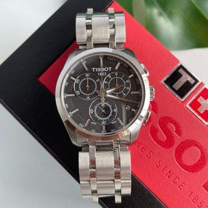 Tissot T0356171105100 Couturier Chronograph Watch